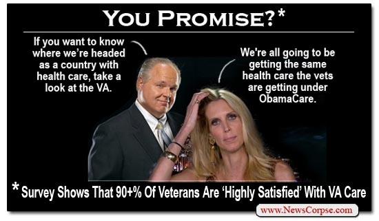 ObamaCare vs. VA
