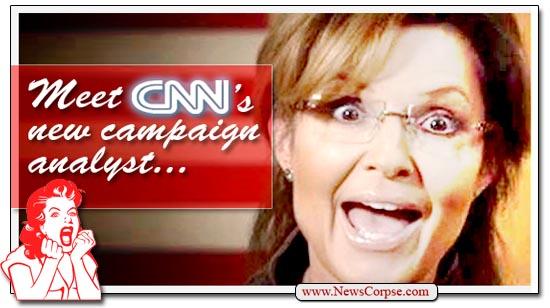 Sarah Palin CNN