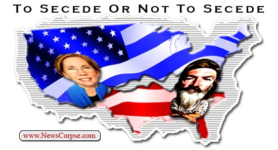 To Secede Or Not To Secede