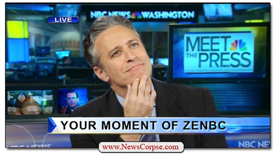 Jon Stewart Meet the Press