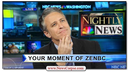 Jon Stewart NBC News