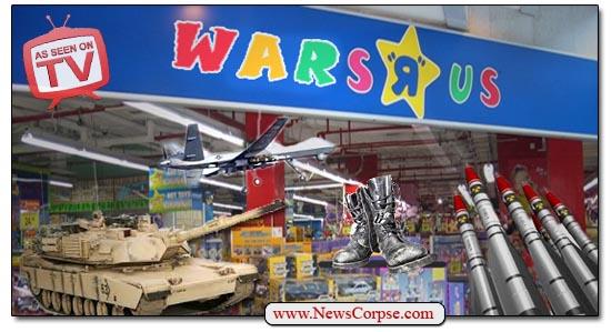 Wars-R-Us
