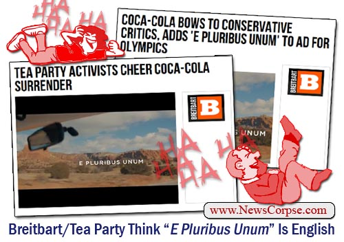Breitbart Tea Party Coke