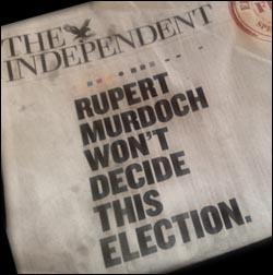 Independent on Murdoch