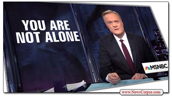 Lawrence O'Donnell MSNBC
