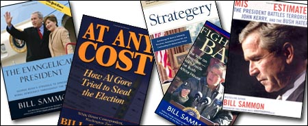 Bill Sammon Books
