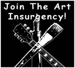 Join the Art Insurgency