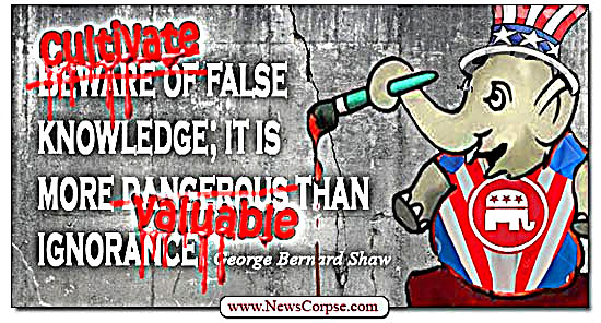 Republican False Knowledge