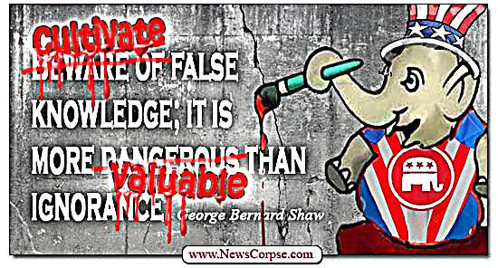 Republican False Knowledge