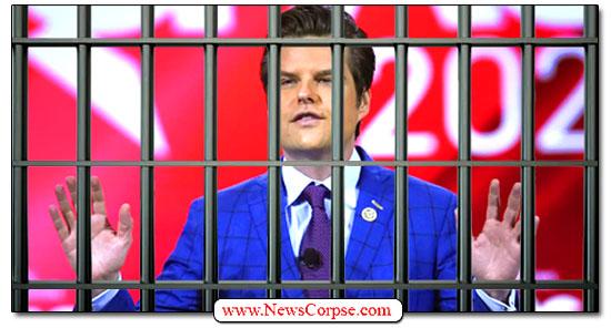 Matt Gaetz, Prison
