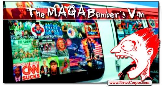 MAGABomber, Donald Trump