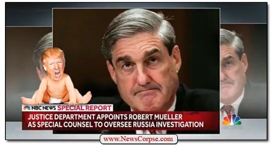 Robert Mueller Special Counsel Trump
