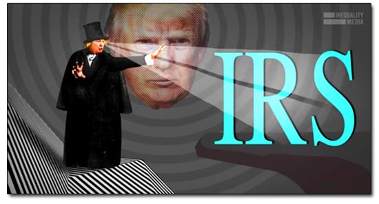 Robert Reich Trump IRS