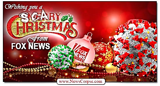 Fox News, Christmas, Coronavirus