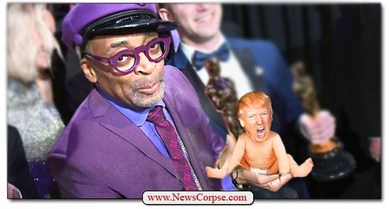 Spike Lee, Donald Trump, Oscars
