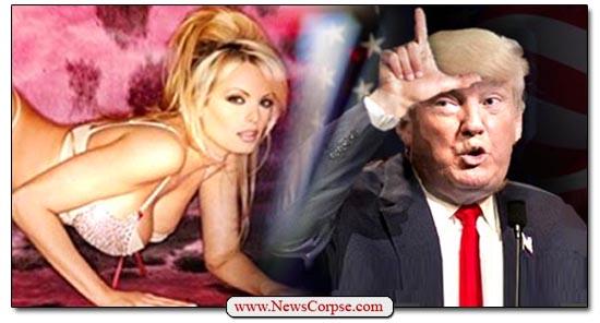 Stormy Daniels Donald Trump
