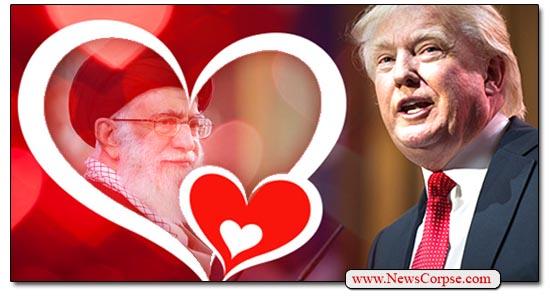 Donald Trump, Ayatollah