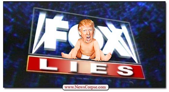 Donald Trump, Fox News, Lies