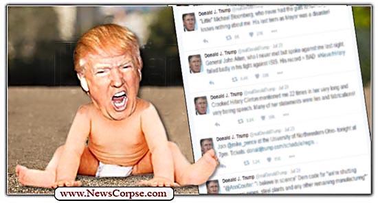 Donald Trump, Twitter