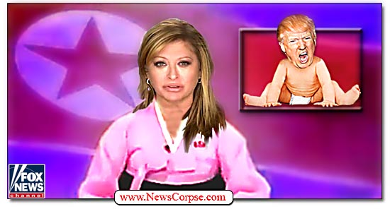 Fox News, Maria Bartiromo, Donald Trump