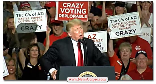 Donald Trump Crazy