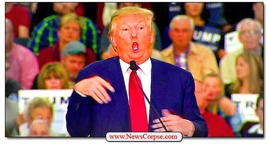 Donald Trump, Mocking Disability
