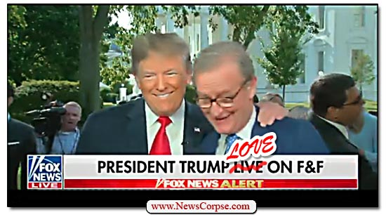 Donald Trump, Fox News, Steve Doocy
