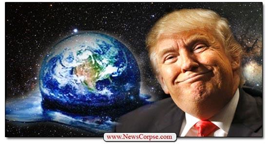 Donald Trump Climate