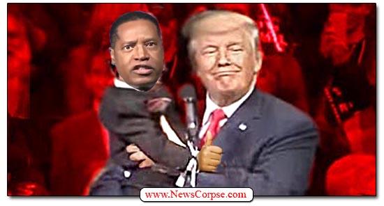 Donald Trump, Larry Elder