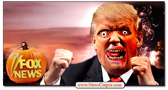 Donald Trump, Fox News, Halloween