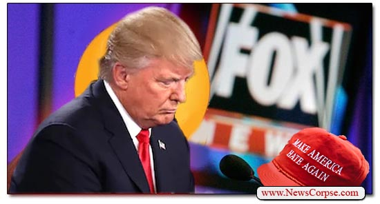 Donald Trump, Fox News, Hate Again