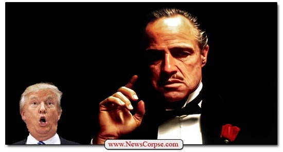 Donald Trump, Godfather