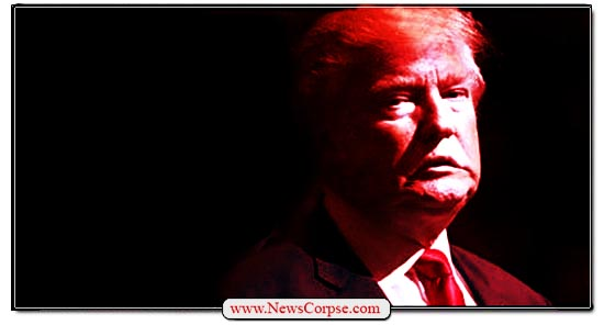Donald Trump Red Face