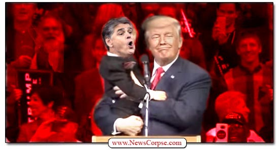 Donald Trump Sean Hannity