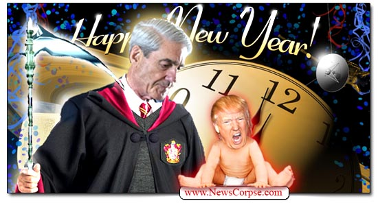 Donald Trump, Robert Mueller, New Year
