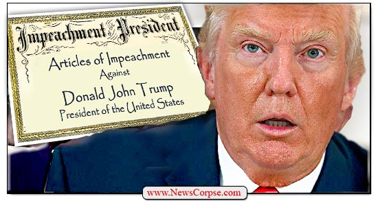 Donald Trump Impeach Fearful