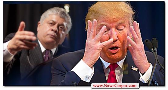 Donald Trump, Andrew Napolitano