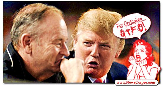Donald Trump, Bill O'Reilly