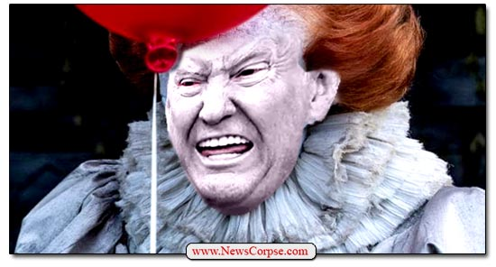 Donald Trump, Pennywise