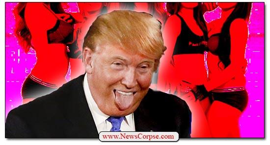 Donald Trump, Pervert