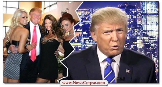 Donald Trump, Playmates
