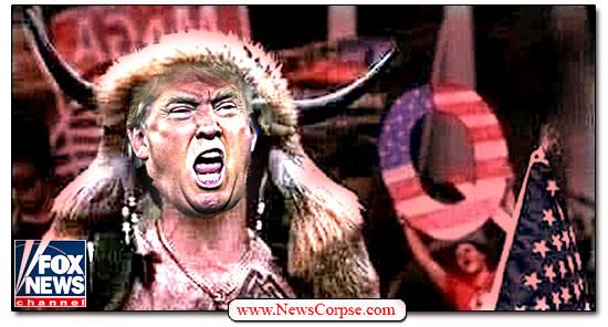 Donald Trump, Fox News, QAnon