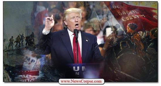 Donald Trump Revolt