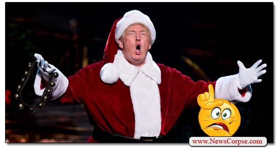 Donald Trump Christmas