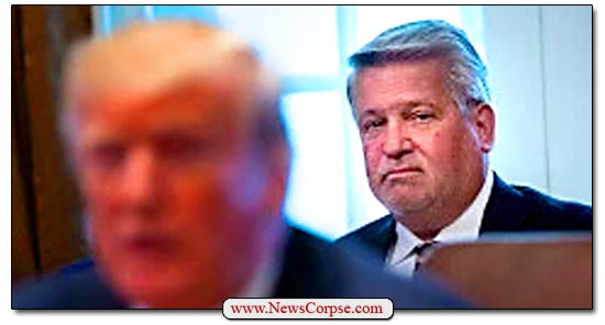 Donald Trump, Bill Shine