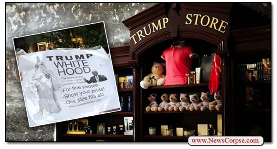 Trump Tower Gift Store