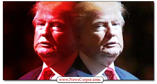 Donald Trump, Two Faced