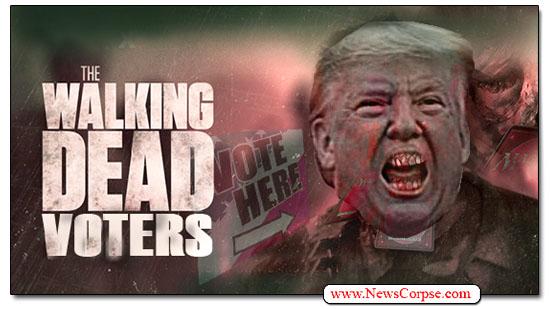 Donald Trump, Walking Dead Voters