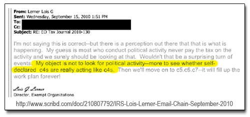 IRS Email