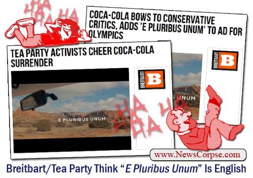 Breitbart Tea Party Coke
